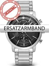 Bossart Stahl-Ersatzband Atman BW-1401-AS-BK-BRC