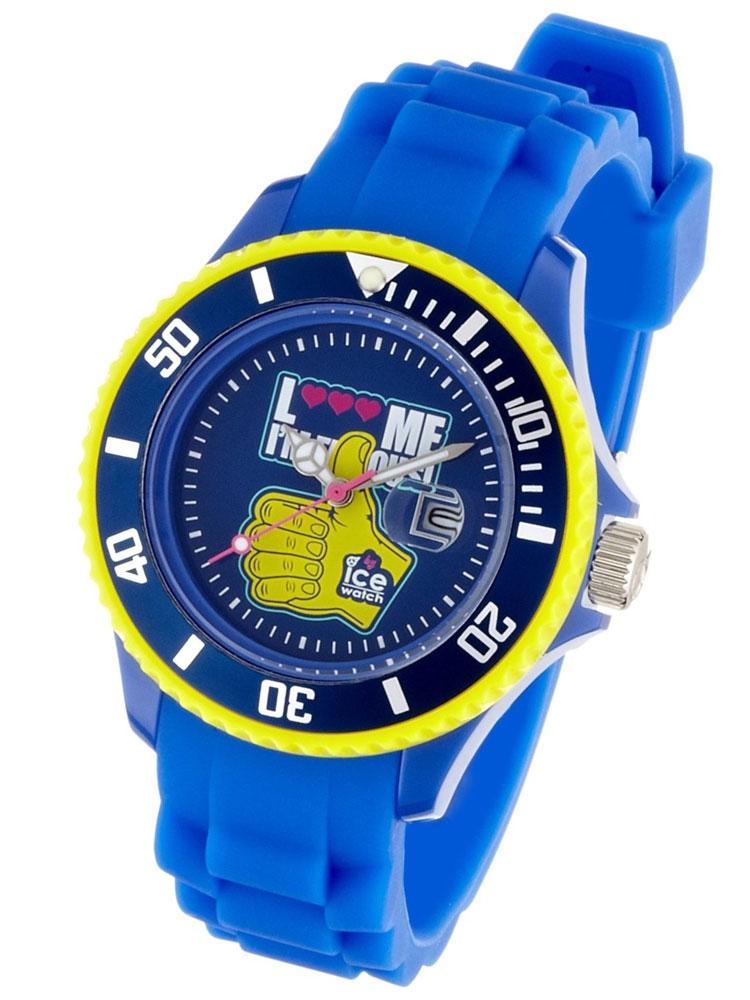 Ice Ceas LMIF Famous - Royal Albastru Hand - Mic LM.SS.RBH.S.S.11