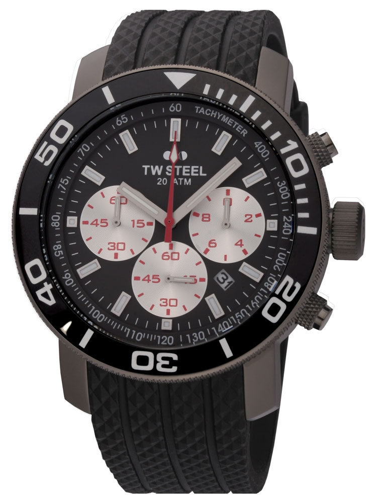 Tw Steel TW705 New Grandeur Diver 48 mm Chronograph