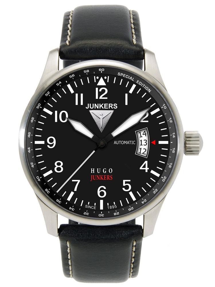Junkers Hugo 6664-2 Automatic Ceas Barbatesc