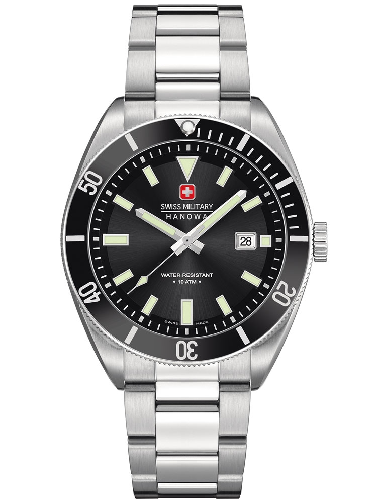 Swiss Military Hanowa Skipper 06-5214.04.007 Ceas Barbatesc 42 mm