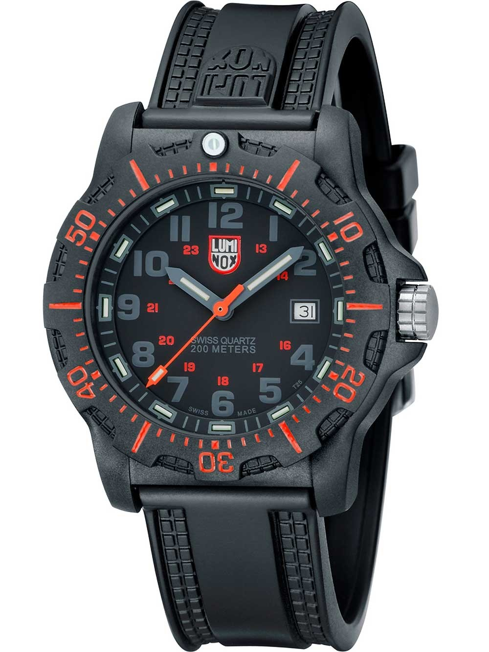 Luminox A.8815 Black OPS Carbon 8800 Serie 45mm 200M