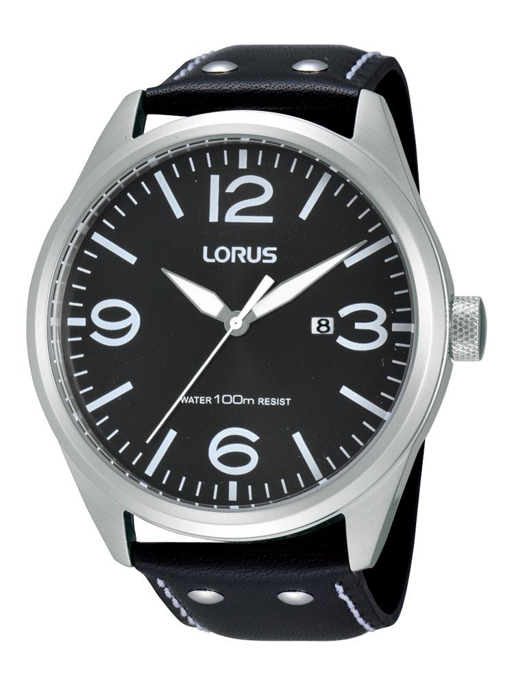 Lorus RH965DX9 Barbati 10 ATM 46 mm