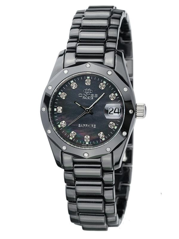 Oniss Ceas de dama ON601-L negru