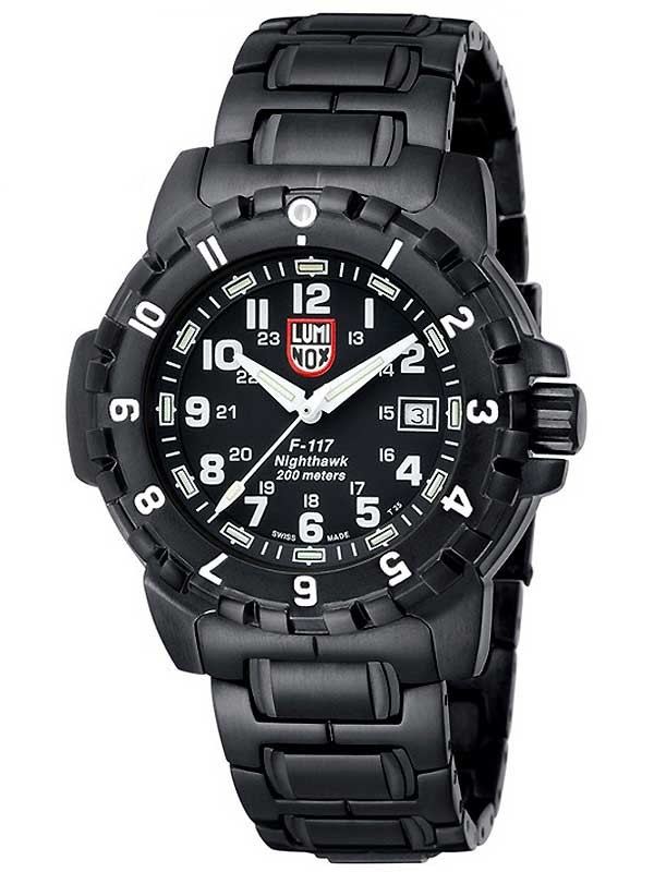 Luminox A.6402 F-117 Nighthawk 6400 Serie 45mm 200M