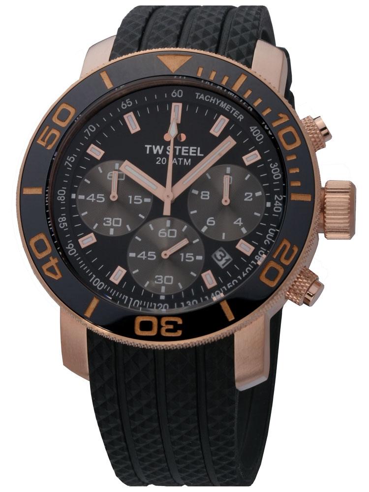 Tw Steel TW702 New Grandeur Diver 45 mm Chronograph