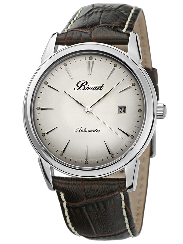 Bossart Ceas Barbatesc Automatic BW-1103-AS-Wbrle