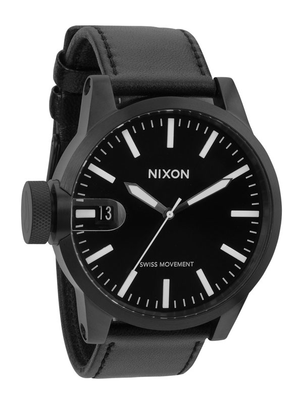 NIXON Chronicle A-127-001 All Negru Ceas Barbatesc
