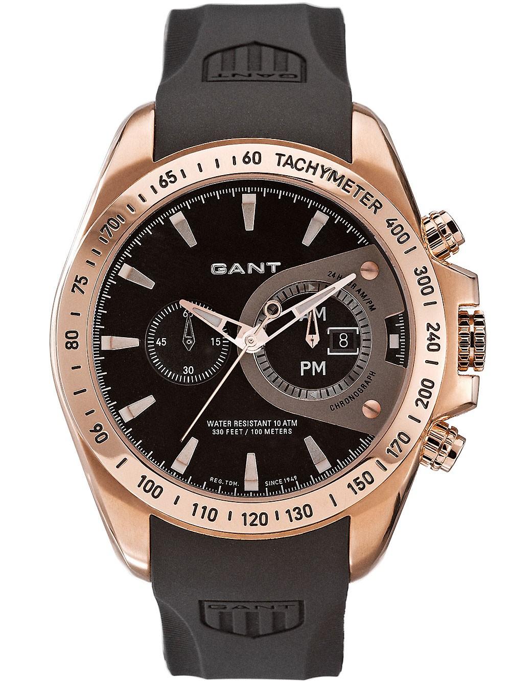 Gant W10385 Bedford Herren 46mm 10ATM