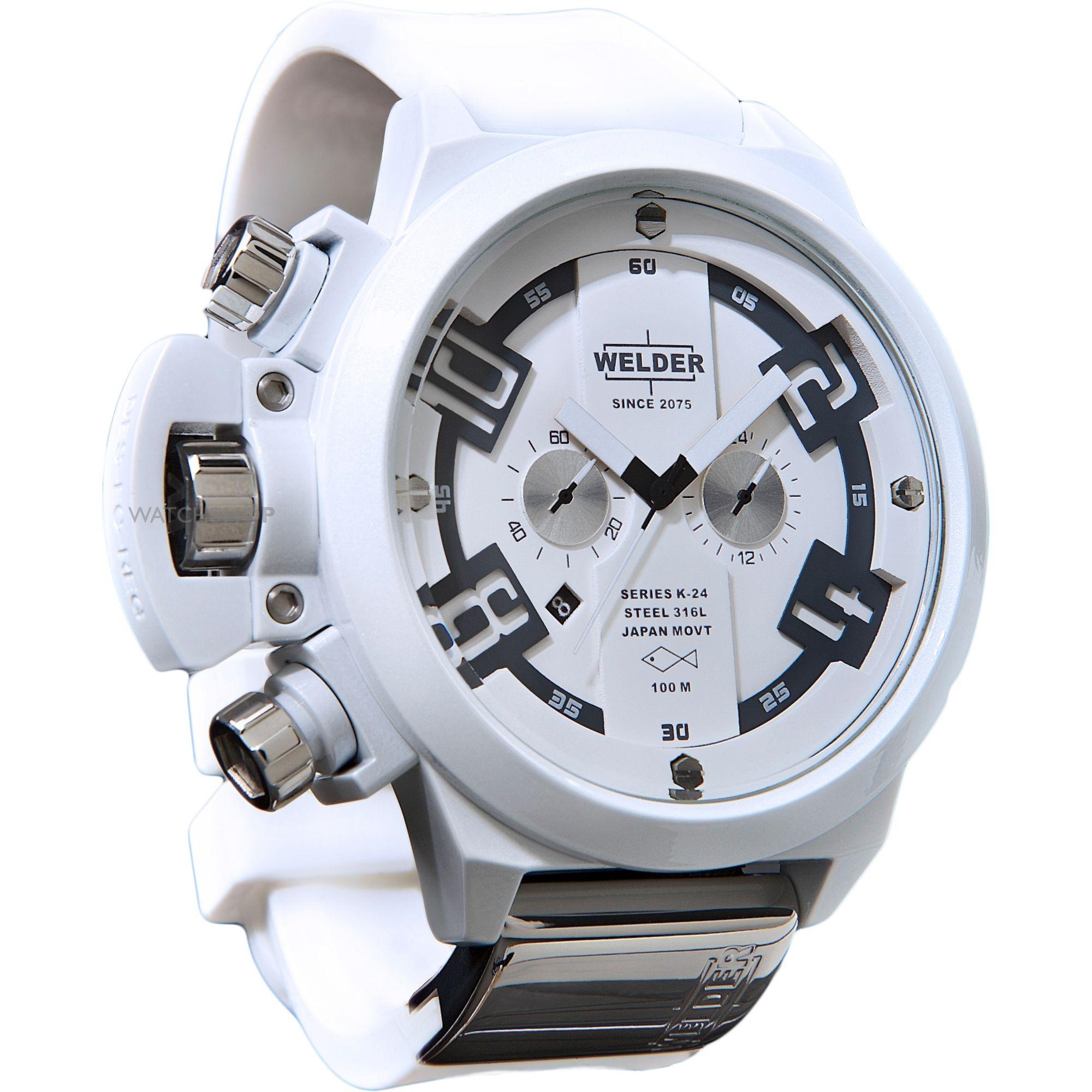 Welder K24 3311 Chronograph 50 mm