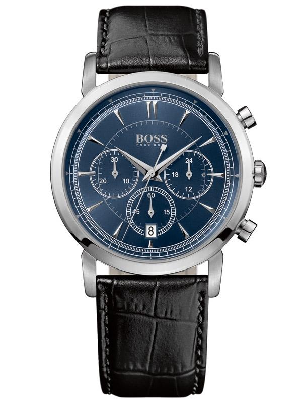 Boss Negru 1512782 Barbati Chronograph