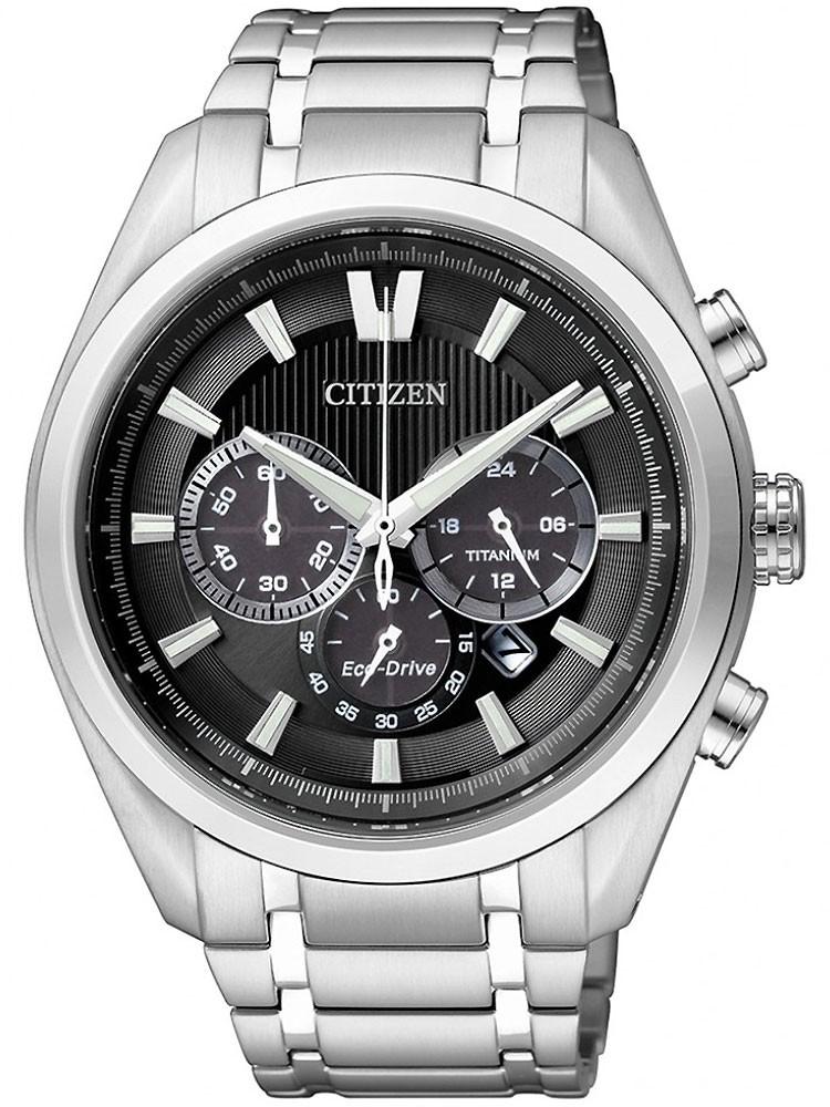 Citizen Eco-Drive Super Titanium Chrono CA4010-58E 43 mm 100M