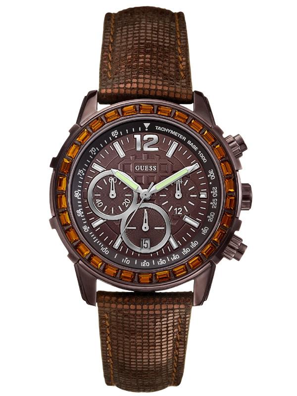 Guess Ceas de dama W0017L4 Chronograph