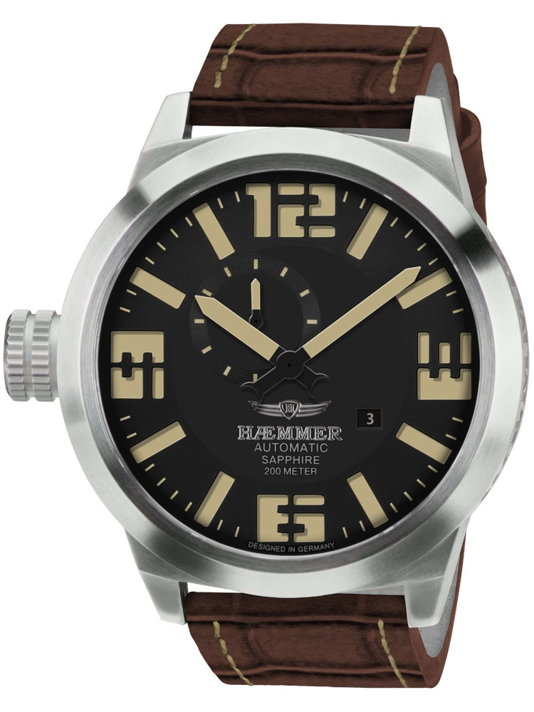 Haemmer Mechanica HM-17 Luis Automatic 53 mm