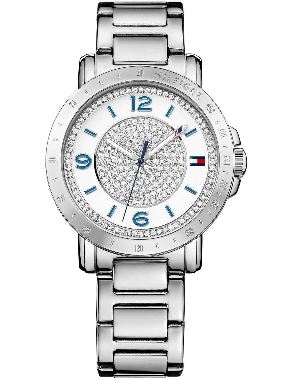 watches chrono12 tommy hilfiger 1781622 damenuhr 34mm 3atm. Black Bedroom Furniture Sets. Home Design Ideas