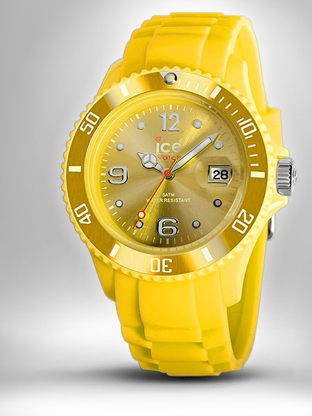 Ice Watch Sili Forever - Big Yellow SI.YW.B.S.09