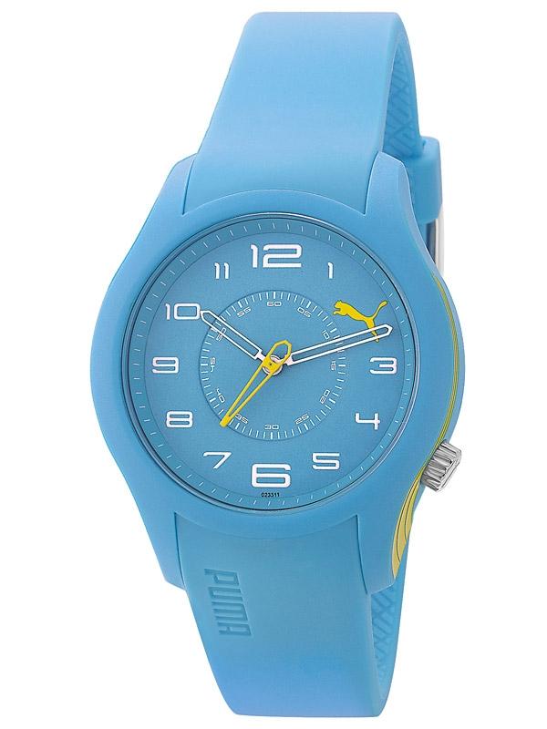 Puma Ceas de dama PU102352011 Boost albastru