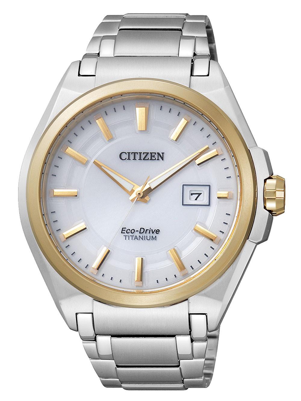 Citizen BM6935-53A Super Titanium Herren 10ATM 42mm