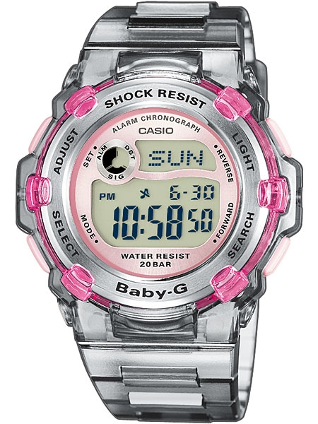Casio Ceas de dama Baby-G BG-3000-8ER
