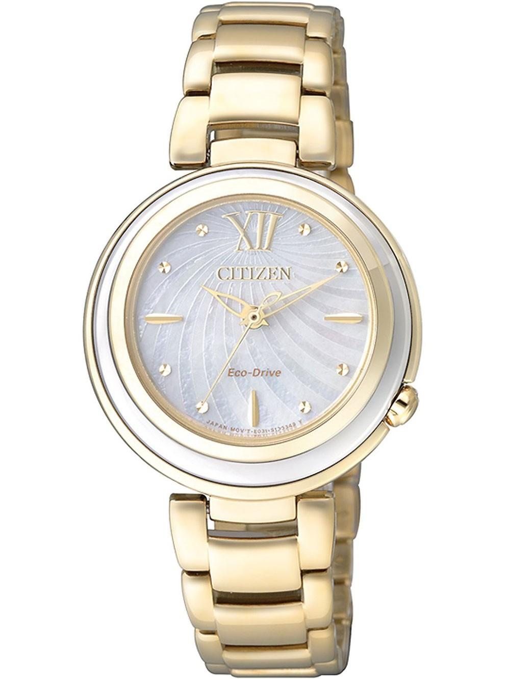 Citizen Elegance EM0336-59D Damen 30 mm 50M