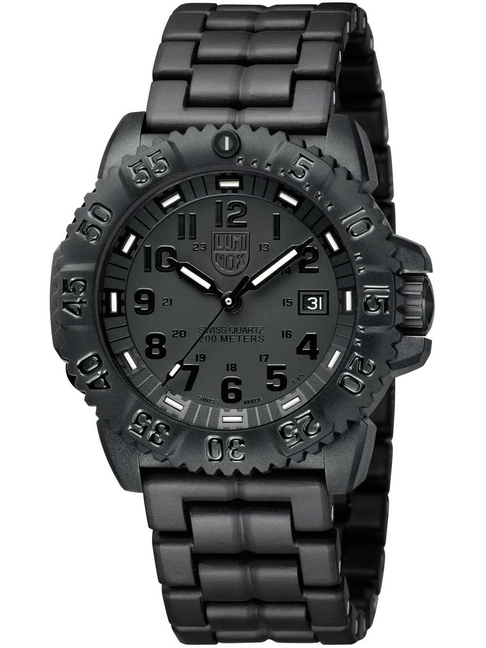 Luminox A.3052.BO Navy Seal Colormark 3050 Serie 44mm 200M