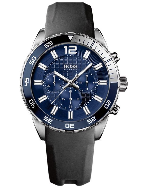 Boss Negru 1512803 Barbati Chronograph