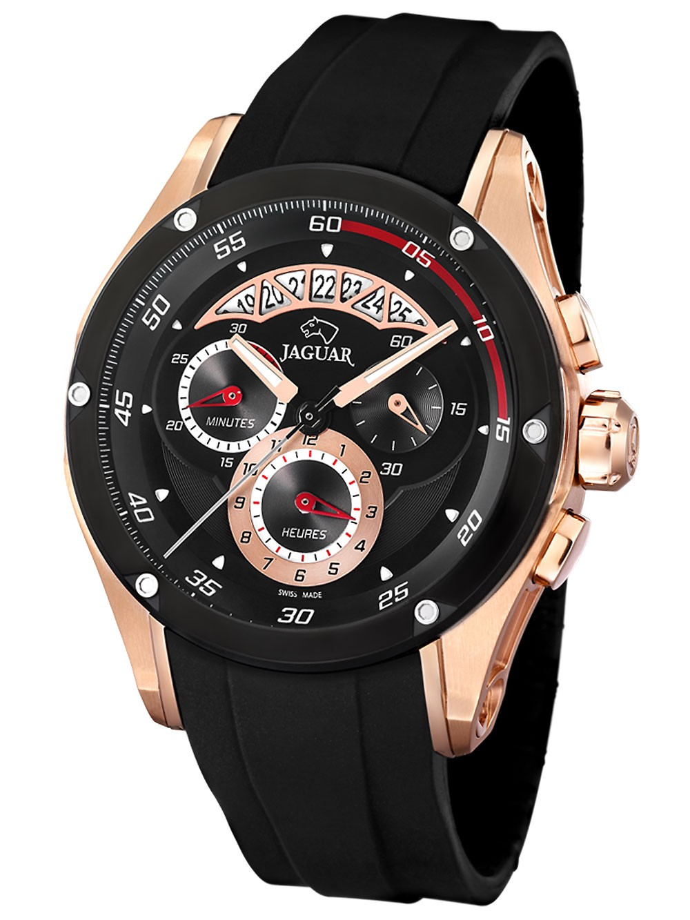 Jaguar J653/1 Chronograph Limited Edition 45mm 10ATM