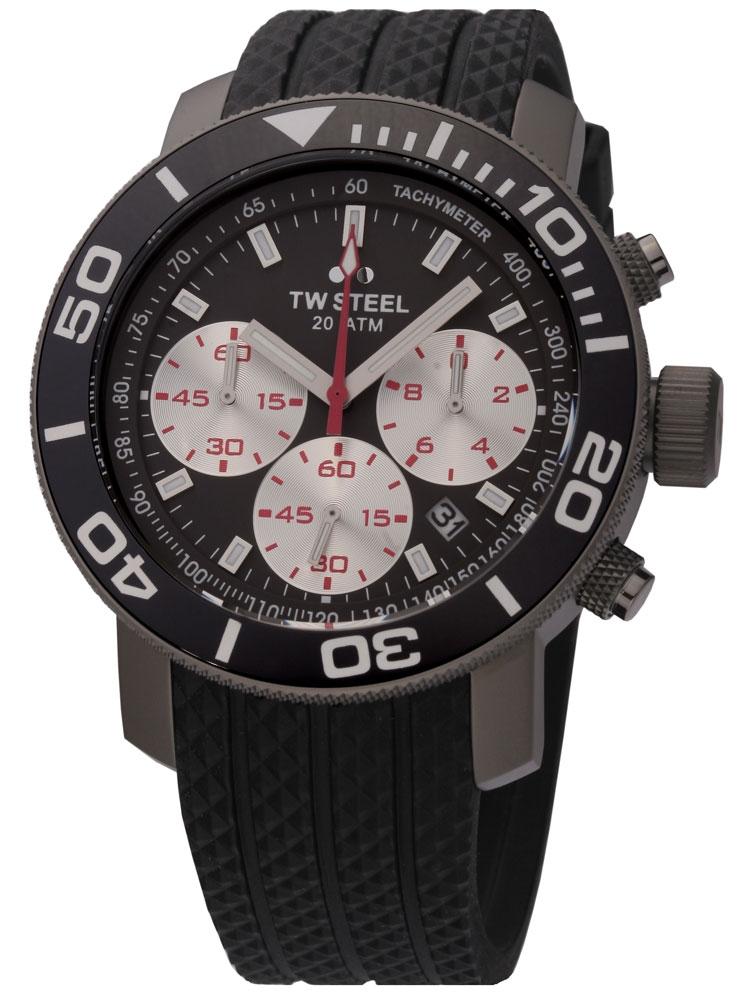 Tw Steel TW704 New Grandeur Diver 45 mm Chronograph