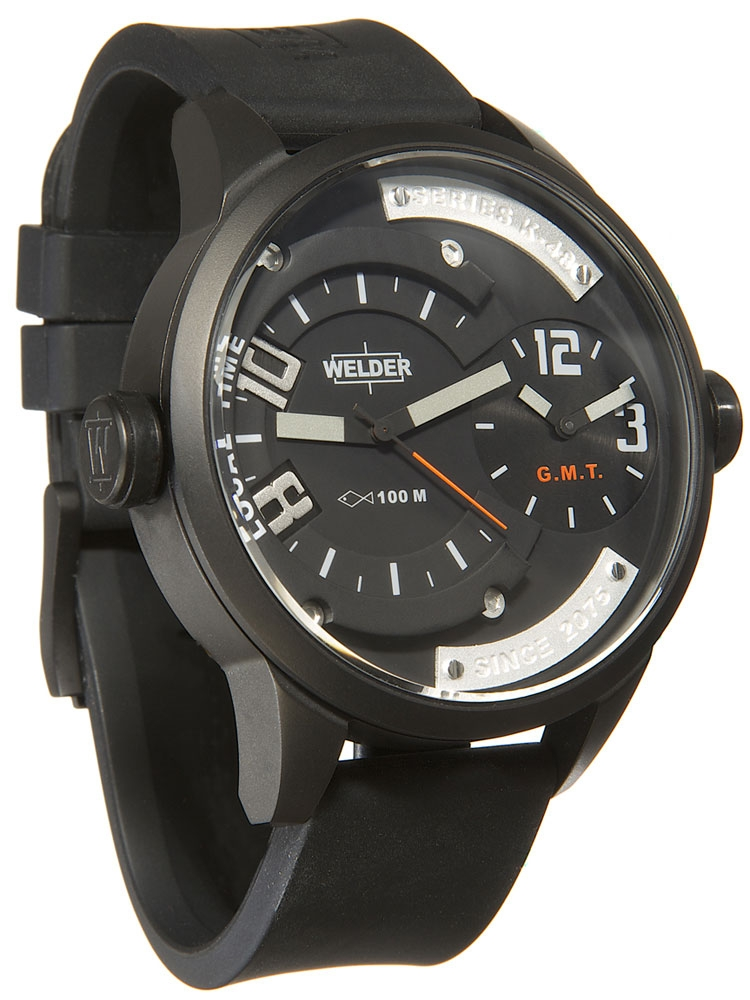 Welder K48 W600 DB Dual-Timer GMT Barbati 50 mm