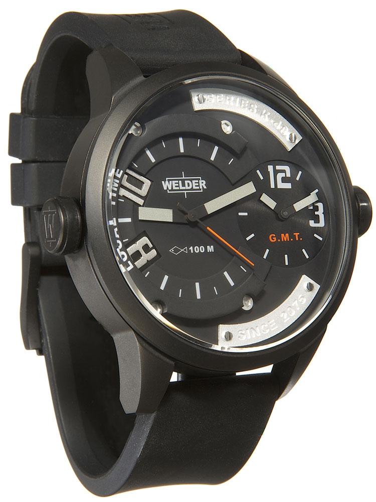 Welder K48 W600 DB Dual-Timer GMT Barbati 50 mm