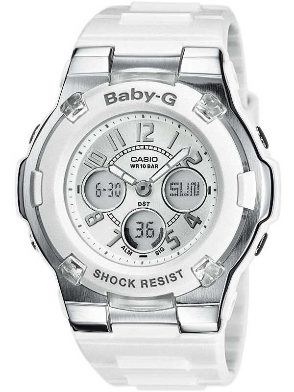 Casio BGA-110-7BER Baby-G Damen 40mm 10ATM