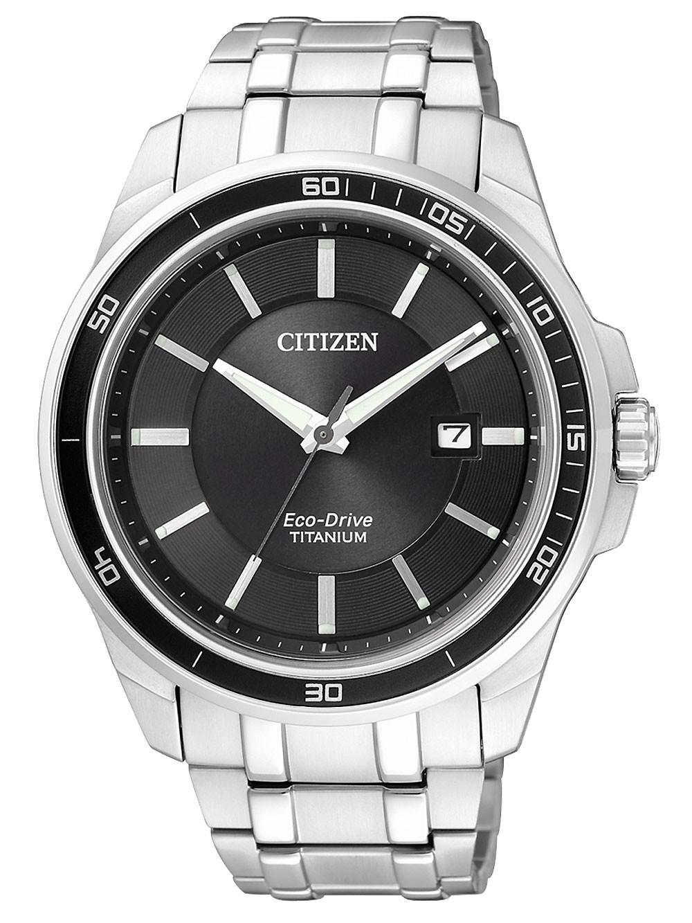 Citizen BM6920-51E Super Titanium Herren 10ATM 42mm