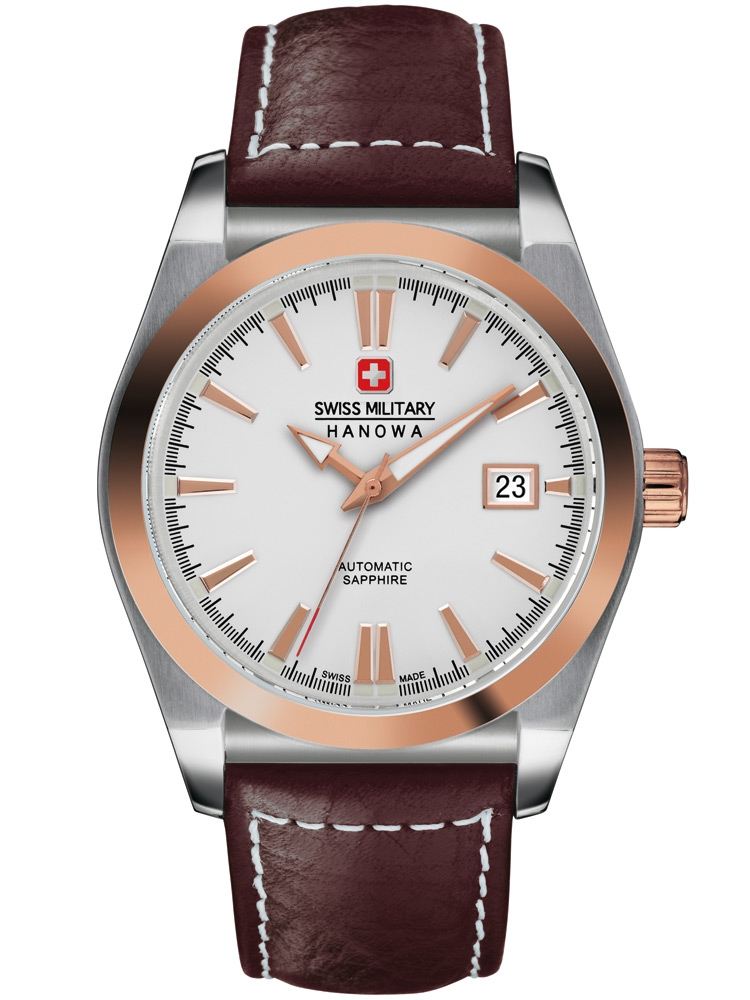 Swiss Military Hanowa Cononel 05-4194.12.001 Ceas Barbatesc Automatic