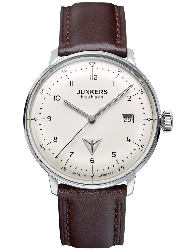 Junkers Bauhaus 6046-5 Ceas Barbatesc