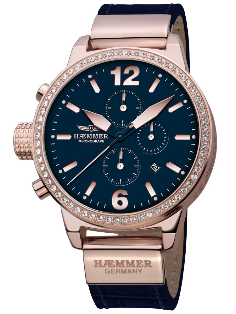 Haemmer Damen Giants II DHC-52 Aurora Chronograph 45 mm