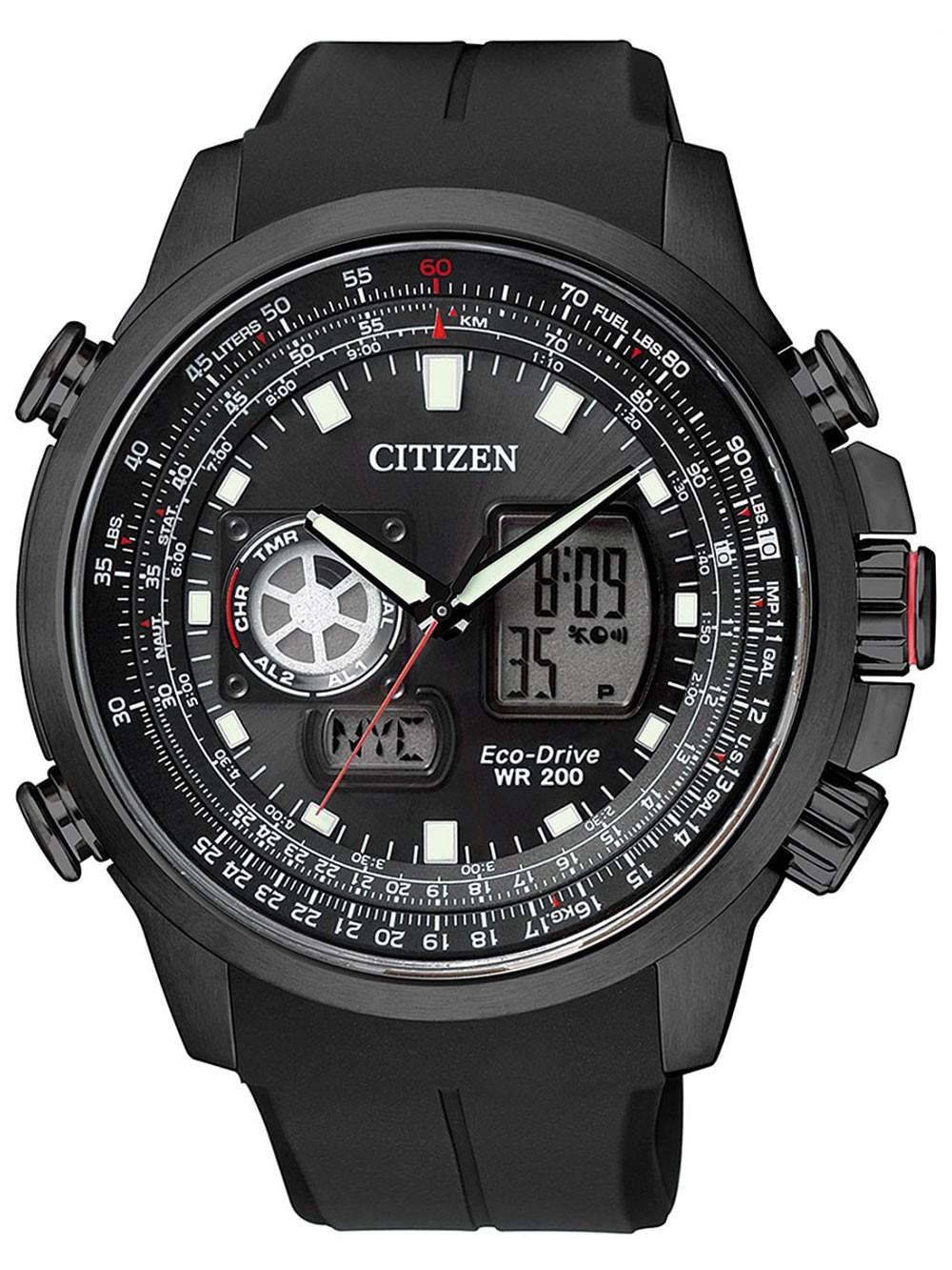 Citizen Eco-Drive Promaster Sky GMT JZ1065-05E 46 mm 200M