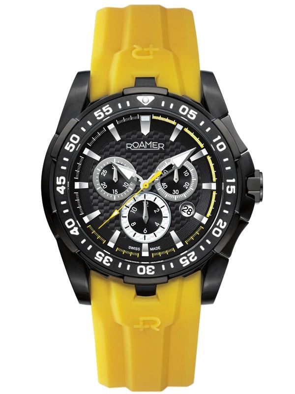 Roamer R Power 750837 SSS2 Ceas Barbatesc Chronograph