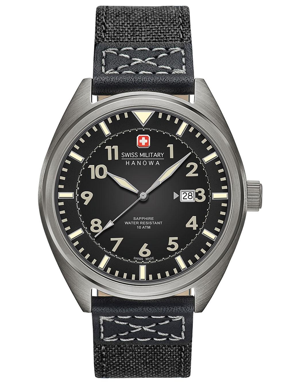 Swiss Military Hanowa 6-4258.30.007 Airborne Herren 10ATM 43mm
