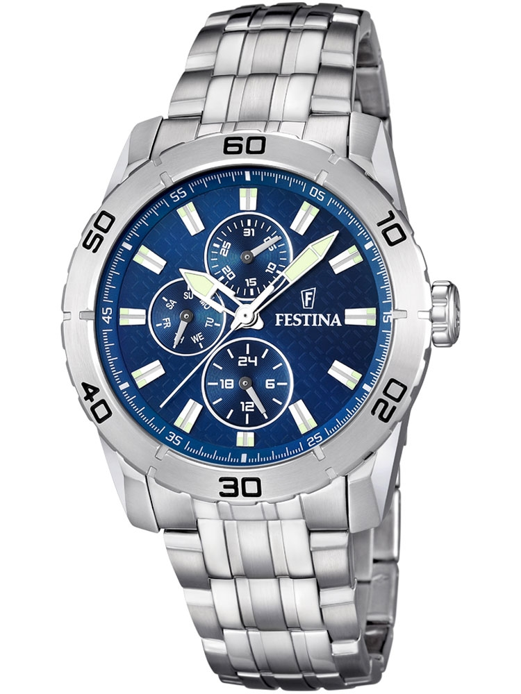 Festina F16606/2 Ceas Barbatesc Multifunction