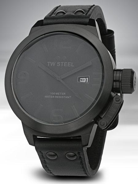 TW Steel Canteen Style Herrenuhr Ref. TW822 - 50mm