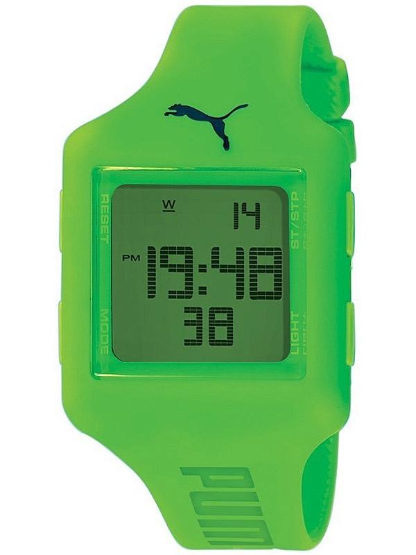 Puma Slide - L Green PU910791007 Herrenuhr