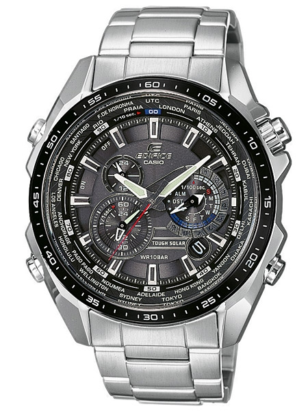 Casio Ceas Barbatesc Edifice EQS-500DB-1A1ER