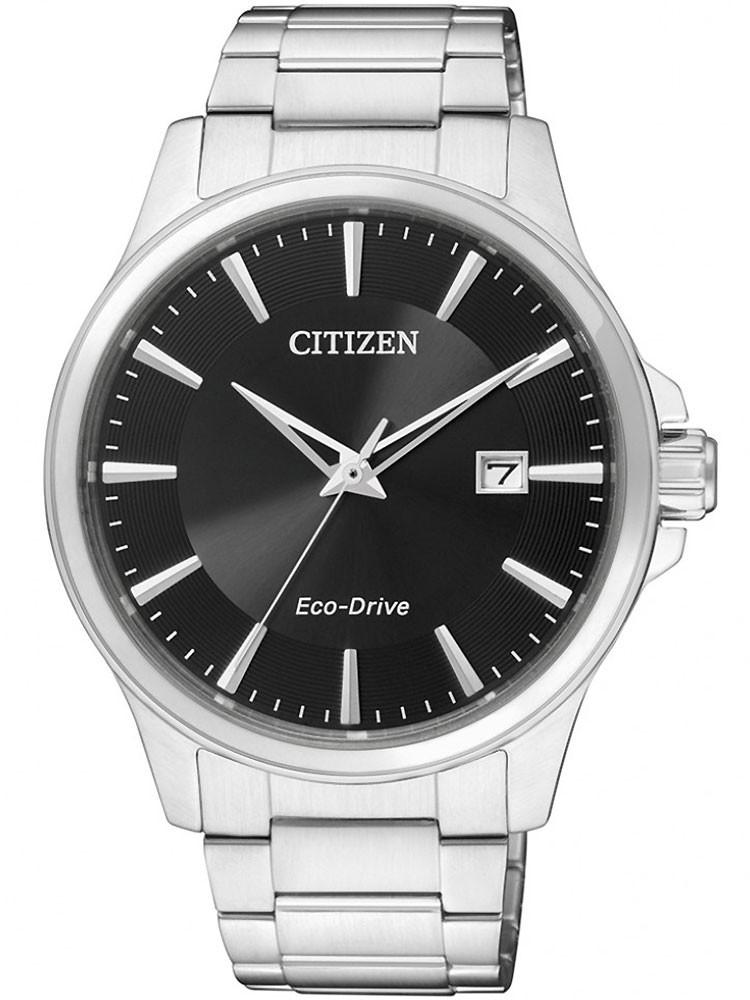 Citizen Eco-Drive Sport BM7290-51E Herrenuhr 40 mm 50M
