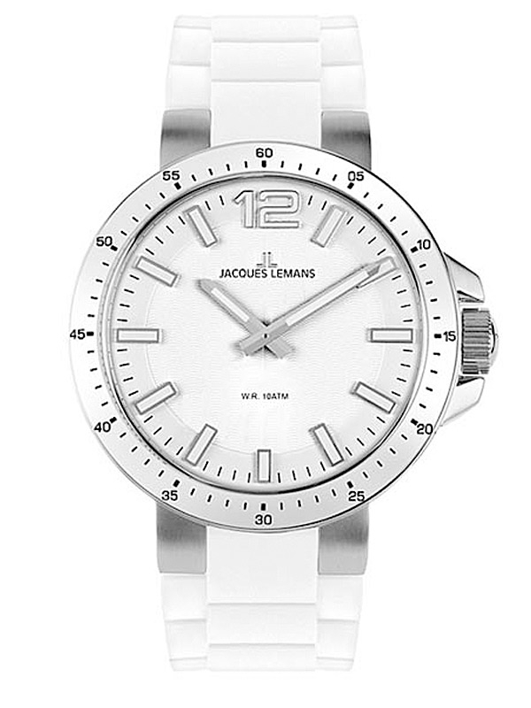 Jacques Lemans Milano 1-1707B Unisex 30 mm
