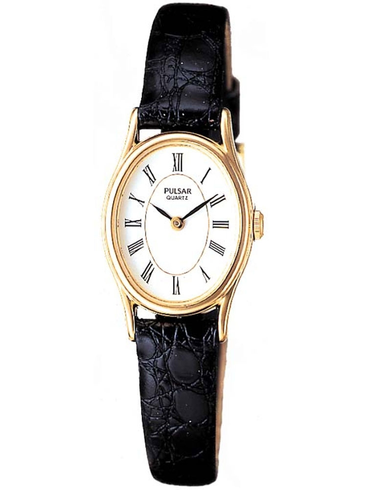 Pulsar PPGD64X1 Damen Armbanduhr Retro-Chick 19mm