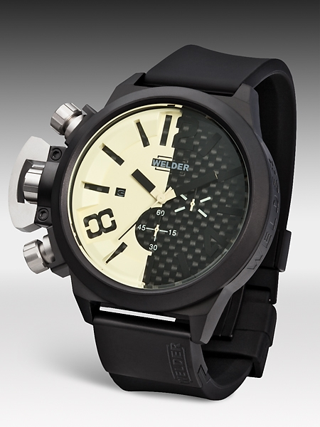 Welder Ceas Barbatesc K24 Model 3308 Chronograph