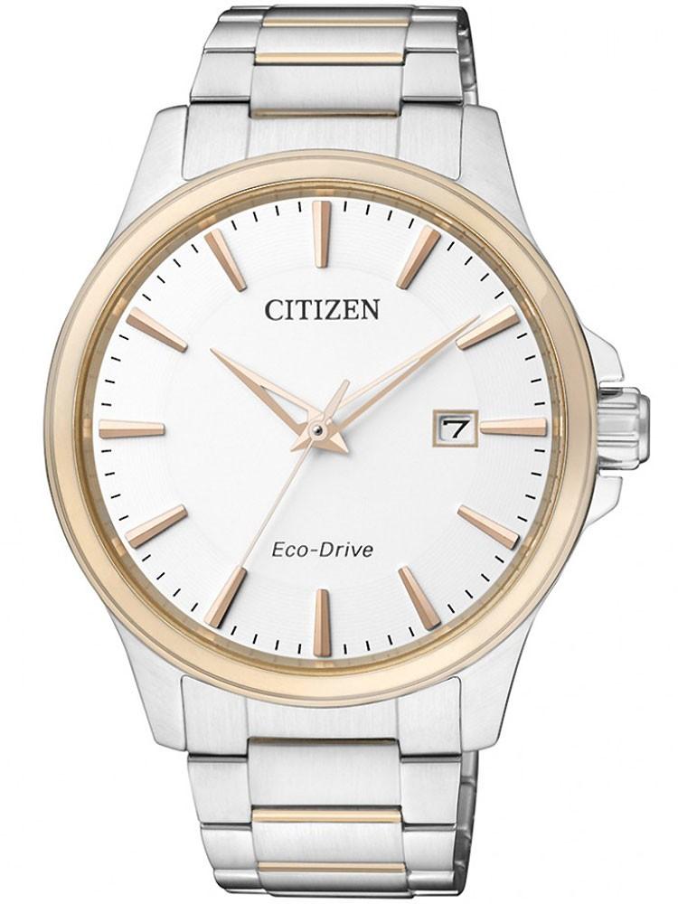 Citizen Eco-Drive Sport BM7294-51A Herrenuhr 40 mm 50M