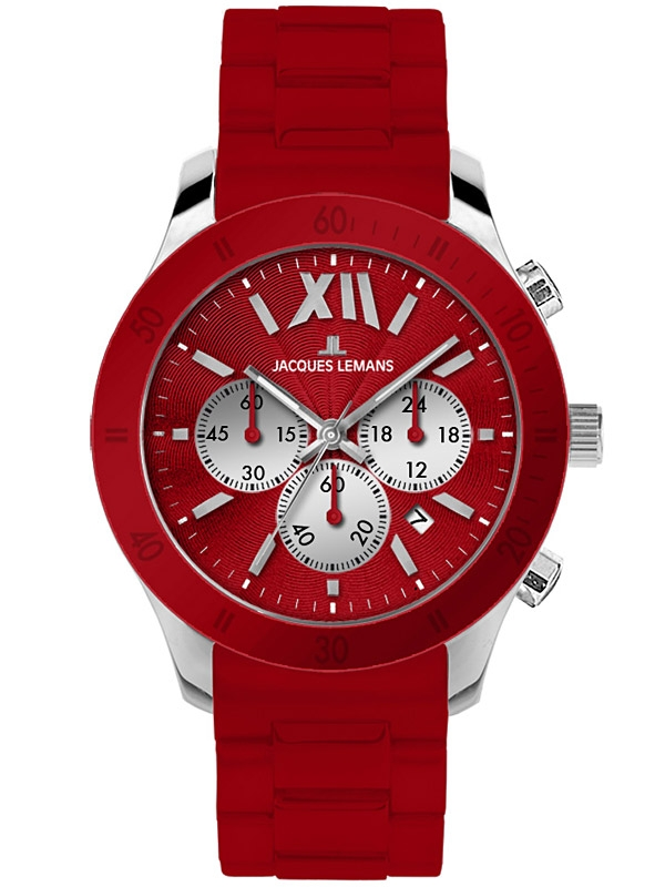 Jacques Lemans Ceas Barbatesc Rome Sports Chronograph 1-1586D