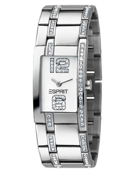 Esprit Damenuhr ES000M02902 12/6 silver houston