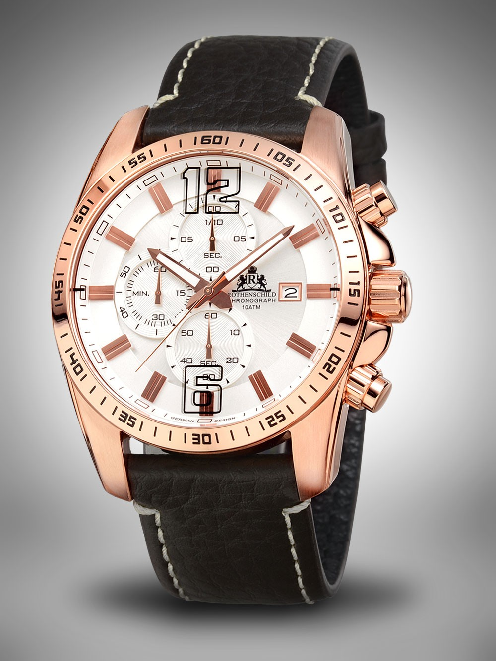 Rothenschild Techno Chronograph RS-1002-IR-WH